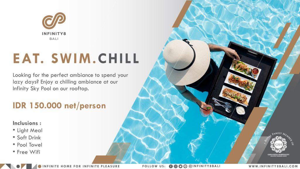 EAT SWIM CHILL