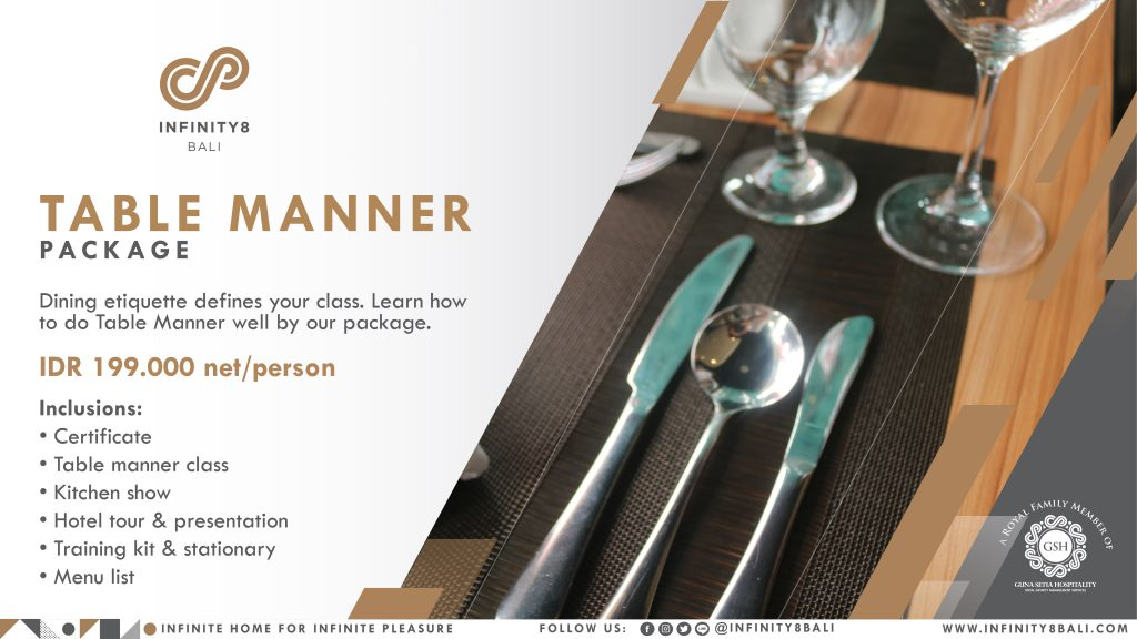 Table Manner LED