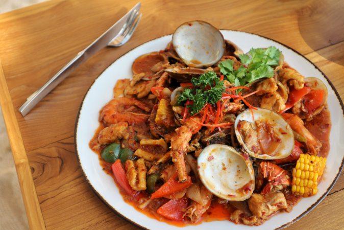 Seafood Ambyar